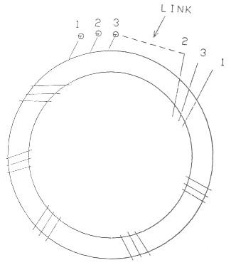 RF impedance matching using ferrite toroidal cores 3