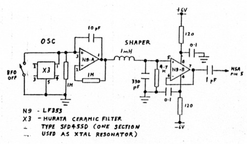 A Vlf Lf Receiver 10khz To 500 Khz With Resistance Tuning