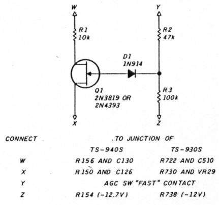 An improved agc circuit