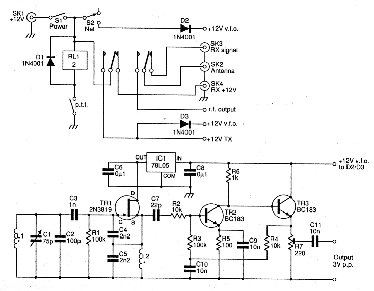 the pw chatterbox 1 rh robkalmeijer nl Basic Electrical Schematic Diagrams 3-Way Switch Wiring Diagram
