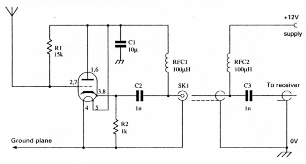 2 5kv Isolated Rs232 Ttlcmos Converterdriverreceiver together with  as well 10w Audio  lifier Circuit Tda2030 furthermore Rod Elliott  lifier P3a together with Regulator Rectifier Schematic. on simple power supply schematic