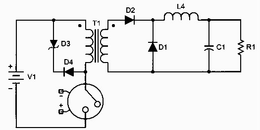 Fig 322 Boost Converter Operation At Switch On