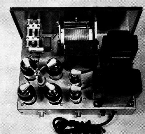 A 200 watt grounded-grid linear amplifier