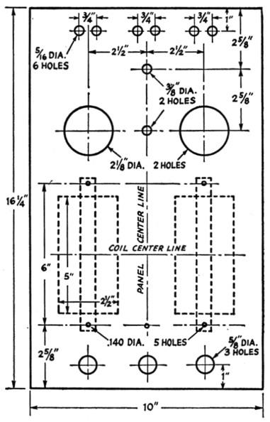 a 200 watt balun coupler for center