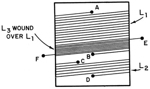 Transistor regenerative detectors