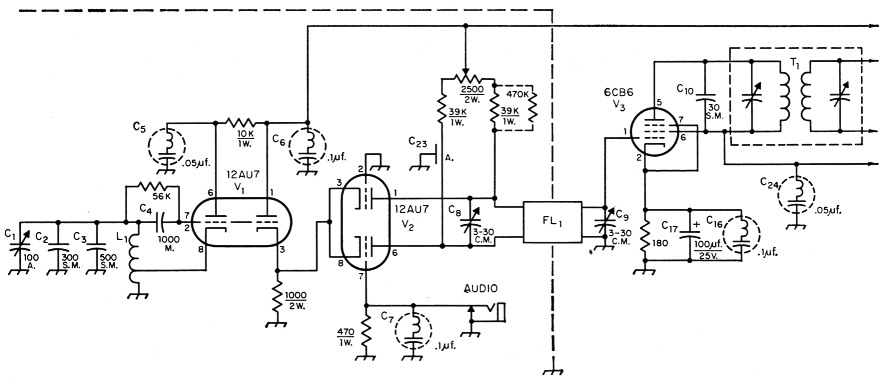 choosing capacitors selecting types for an s s b exciter rh robkalmeijer nl