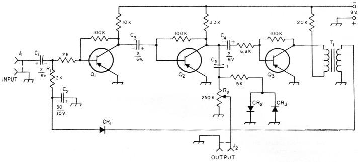 audio compression with transistors  kalmeijer, rob