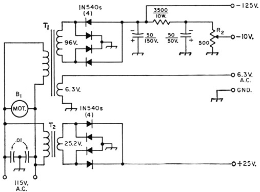 Evolution of a grounded-grid amplifier