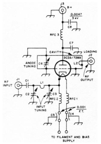 A Quater Kilowatt 23 Cm Amplifier 1