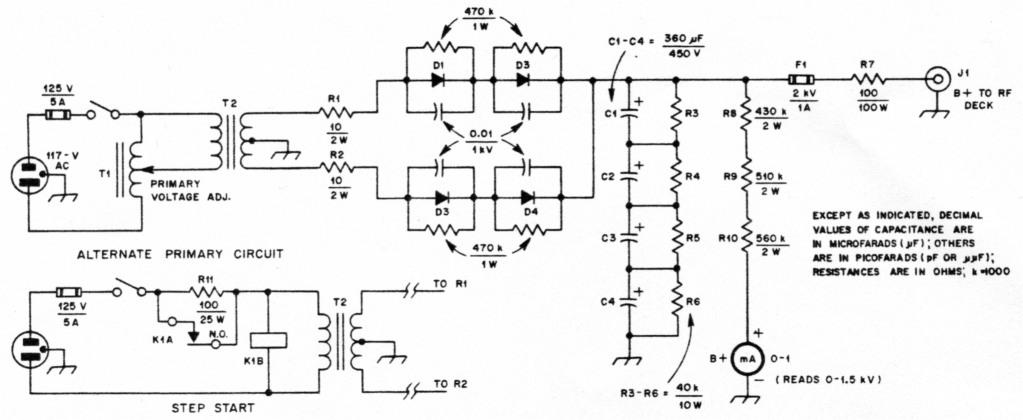 A quater kilowatt 23cm amplifier 2