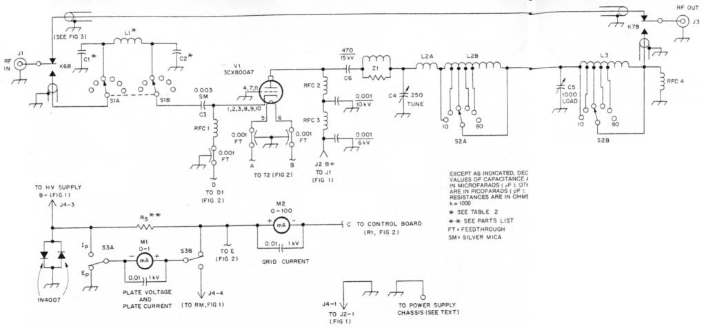 radio parts diagram transmission diagram