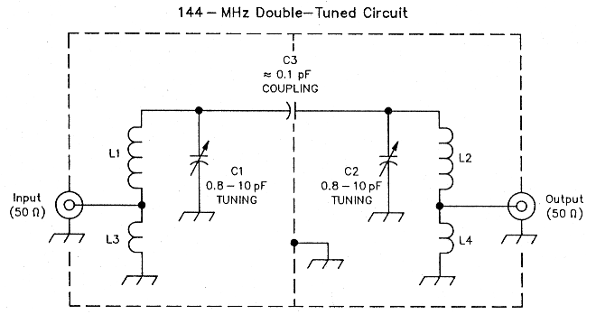 The double-tuned Circuit: An experiter's tutorial